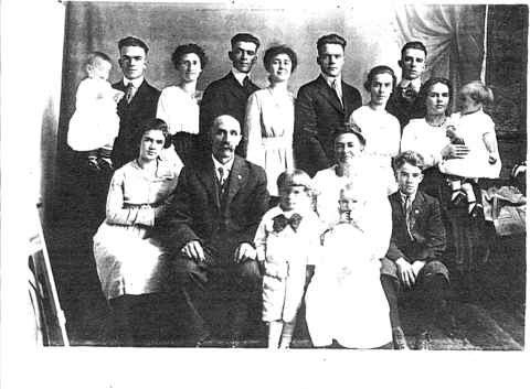 Jacob Arnold Jenkins family